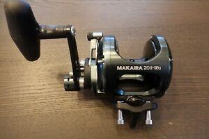 Okuma Makaira 20II-SEa Two Speed Fishing Reel - Used