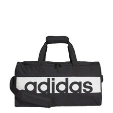 Adidas Linear Duffle Sports Bags Duffel Travel Football Gym Holdall Training