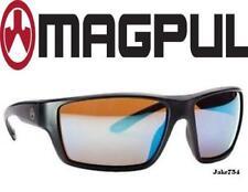 2ad047e9ab4 Magpul Industries Terrain Bronze blue Lenses Matte Black Sunglasses  Mag1021-240