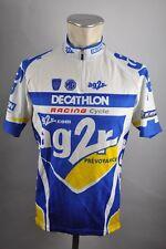 Decathlon ag2r cycling jersey Bike Rad Trikot Gr. L  52cm G2