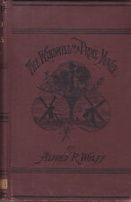 THE WINDMILL AS A PRIMER MOVER. By Alfred R. Wolff: 1894, Second Edition. Scarce