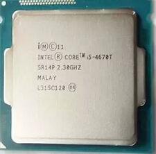 Intel Core i5 4670T CPU 4th Gen 3.6GHz 4MB LGA 1150 Desktop Processor SR14R Test