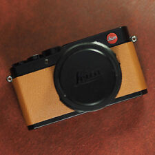 Leica D-lux typ 109 Real leather skin / film  - Arte di mano -