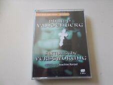 Sistine Verschwörung,Philipp Vandenberg,Audiobook,2 Mc's, #K- 238-3