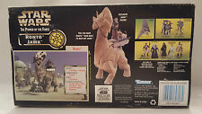 New Mint Unopened- Star Wars The Power Of The Force Ronto & Jawa by Kenner