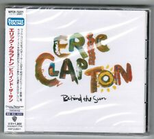 Sealed ERIC CLAPTON Behind The Sun JAPAN CD WPCR-75221 w/OBI 2006 reissue FreeSH