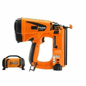 PASLODE IM65 F16 CORDLESS BRAD NAILER NAIL GUN SECOND FIX FREE SPEAKER