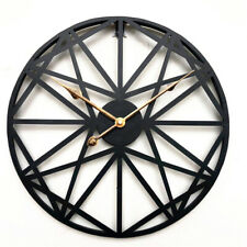 18'' Wall Clock Waterproof With Battery Operated Silent Wall Clock Decorative