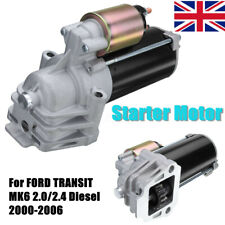 Starter Motor For FORD TRANSIT MK6 2.0/2.4 Diesel 2000-2006 8EA011610151 UK