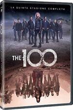 The 100 - Stagione 5 (3 DVD)- ITALIANO ORIGINALE SIGILLATO -