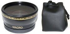 0.43x Hi Def Wide Angle with Macro Lens for Samsung NX100 NX10 NX200