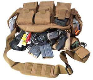 Brand New 5.11 Bailout Bag Bail Out in Tan UK Seller 56026