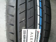 4 New 225/60R18 Bridgestone Alenza 001 Tires 2256018 60 18 R18 60R