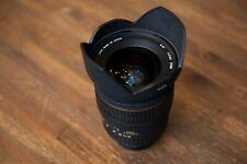 Sigma EX 24-70 mm F2.8 Aspherical DG Objektiv, für Nikon, guter Zustand