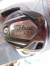 Titleist 910D2 9.5* Driver  Diamana 'ahina 70g Graphite Shaft Stiff Flex