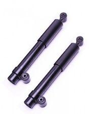 2x ta Shock Absorbers Gas Rear Ra Fiat Seicento