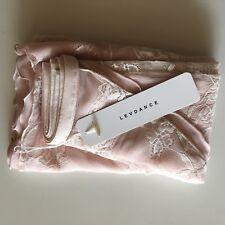Ballet Dance Wrap Skirt High-quality pink M/Lsize Elegant double Floral lace