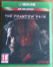 Metal Gear Solid V: The Phantom Pain -- Day One Edition (Microsoft Xbox One, 20…