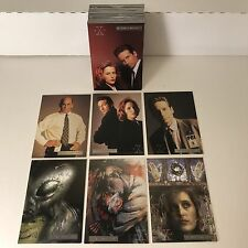 "X-FILES SERIES 3 Complete PARALLEL ""THE TRUTH IS OUT THERE"" SILVER FOIL Card Set"