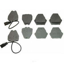 Front Wagner ThermoQuiet MX555A Semi-Metallic Disc Pad Set