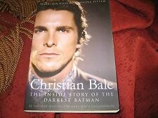 Christian Bale The Inside Story of the Darkest Batman Harrison Cheung  PPBK SGD