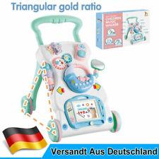 2 in1 Lauflernhilfe Laufwagen Gehfrei laufen lernen Baby Walker Lauflernwagen DE