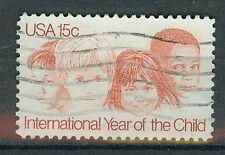Briefmarken USA 1979 Jahr des Kindes Mi.Nr. 1373
