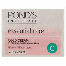 PONDS ESSENTIAL CARE COLD CREAM CLEANSING SOFTENING CREAM - 50ML