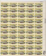 sheet of 50 FORT SNELLING / GREAT NORTHWEST stamps - Scott #1409 MNH OG 1970 USA