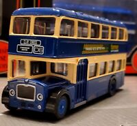 EFE 14202 Bristol FLF Lodekka Midland General Omnibus Co with Early Grill 1-76
