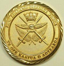 New Zealand Geospatial Intelligence Organization NZDF 5 Eyes Challenge Coin
