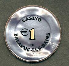 Balaruc les Bains Casino 1 € Jeton,Balaruc les Bains,Languedoc-Roussillon France