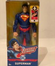 """NEW 2017 DC Justice League 6"""" SUPERMAN Figure by Mattel"""