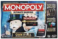 Monopoly ultimate banking hasbro nuovo