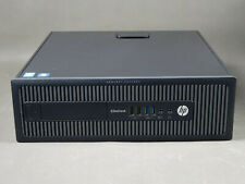 HP EliteDesk 800 G1 SFF, i5-4570, 8GB RAM, 120GB SSD, Win10 Pro