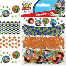 NEW Disney Toy Story Confetti 1.2oz. (Each) Kids Birthday Party Supplies