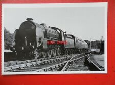 POSTCARD SR CLASS H15 LOCO NO 30474 AT LYNDHURST ROAD 1952