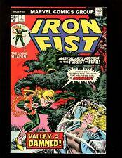 Iron Fist #2 VF- Kane Romita Byrne Origin IF 1st Miranda Rand Colleen Wing Misty