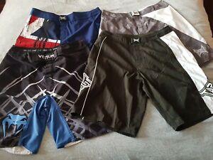 MMA Fight Shorts Lot Tapout Venum