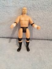 Autographed WWE Stone Cold Steve Austin Bad To The Bone Wrestling Action Figure