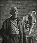 1950s Vintage LE CORBUSIER Architect Artist WILLY MAYWALD Original Photo Gravure
