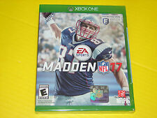 Madden NFL 17 (Xbox One) with Bonus 500 Madden NFL 17 Ultimate Team Points *NEW*