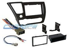 2013-2015 CIVIC CAR STEREO RADIO INSTALLATI​ON DASH TRIM KIT WITH WIRING HARNES