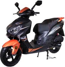 Razory R35 50ccm DD 4-Takt Kupfer Orange metallic Motorroller 25km/h Mofa Scoote