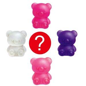 Blind Box Japanese Pastel Kawaii Gummy Bear Mochi Squishy Charm 1 Random Toy