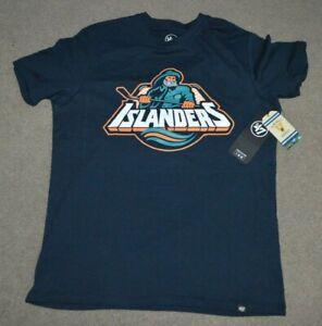 NWT New York Islanders Fisherman Shirt '47 Brand Small