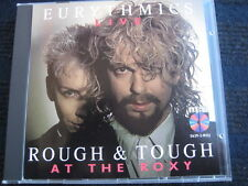 CD maxi Eurythmics Live ROUGH & tough at the Roxy RARE PROMO CD made in USA