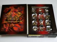 Gundam Mini Figure Selection First Anniversary Limited Edition MFS Unused Bandai