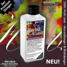 Herbst-Dünger und Winter-Dünger Kaliumdünger flüssig NPK für bessere Winterhärte