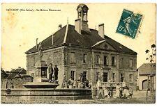 CPA 70 Haute-Saone Saulnot La Maison commune animé